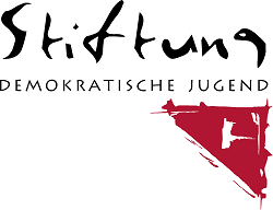 Logo Stiftung Demokratische Jugend