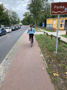 Fahrradtour durch Bernau